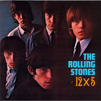 Music  - The Rolling Stones 12 x 5