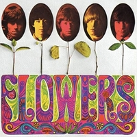 Music  - The Rolling Stones Flowers
