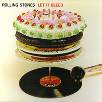 Music  - The Rolling Stones Let It Bleed
