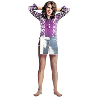 Collectibles & Rare Objects  - The Rolling Stones Mick Taylor Mini Cut Out