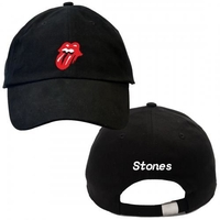 Music & Stars  - The Rolling Stones No Filter Logo Dad Hat