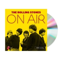 Music  - The Rolling Stones On Air Deluxe CD
