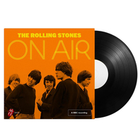 Music  - The Rolling Stones On Air LP
