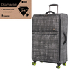 "29"" 8 Wheel Denim Trolley Case"