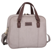 "Travel Bags  - 32.5cm/16"" Suedette Holdall"