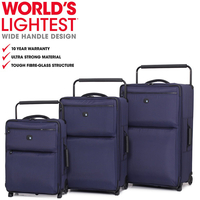 Cases  - 3pc 2 Wheel Two Tone