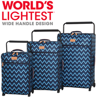 Cases  - 3pc 2 Wheel Worlds Lightest