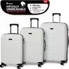 3pc Single Expander PP Trolleycase