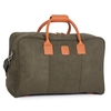 "55.9cm/22"" Suedette Holdall"