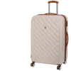Cream Cushion-Lux 8 Wheels Extra Large Suitcase