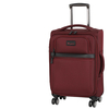Red Contour 8 Wheels Cabin Suitcase
