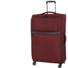 Red Contour 8 Wheels Extra Large Suitcase