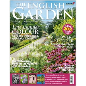 Plants & Plant Care  - The English Garden Magazine Subscription