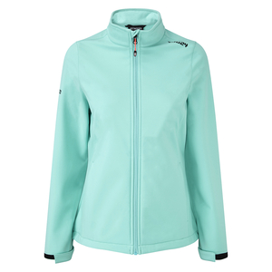 Softshell Jackets  - Tog 24 Alvey Womens Softshell Jacket Aqua