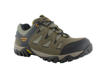 Hiking Boots  - Tog 24 Hi-Tec Sonorous Low I Mens Shoes Dark Taupe/Gold