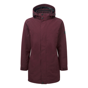Tog 24 Nook Womens Milatex 3 in 1 Jacket Deep Port Marl