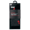 Tog 24 North Point Merino/Diamond Dry Trek Socks Black/Dark Anthracite/Fire