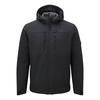 Tog 24 Rigg Mens Tcz Thermal Hooded Jacket Black