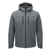 Tog 24 Rigg Mens Tcz Thermal Softshell Jacket Grey Marl