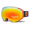 Tog 24 Snake Goggles Matt Red