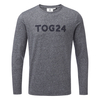 Specialized Underwear Tog 24 Stockton Mens Graphic Long Sleeve T Shirt Navy Marl