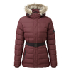 Softshell Jackets Tog 24 Storey Womens Long Insulated Jacket Deep Port