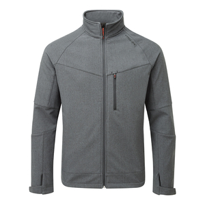 Fleece & Windstopper  - Tog 24 Strategy Mens Tcz Softshell Jacket Grey Marl