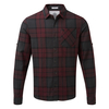 Specialized Underwear Tog 24 Wallace Mens Flannel Check Long Sleeve Shirt Deep Port