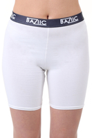 Clothing  - Baziic White Cycle Short