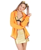 HotMess Tango Mesh Hooded Jacket