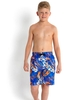 Junior Boys Jumpin Printed Short