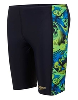 Swimming Costumes|Flip Flops|Trainers & Running Shoes  - Junior Boys Logo Panel Jammer