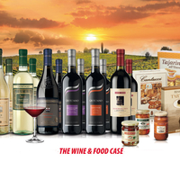 Food, Drink & Tobacco Products  - The wine and food case