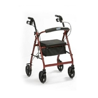 Health & Wellbeing  - Lightweight Rollator with bag - VAT Inclusive