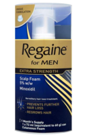 Hair Loss Treatment  - Regaine for Men - extra strength scalp foam