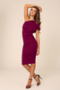 Alice Berry Midi Dress