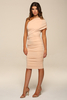 Alice Blush Midi Dress