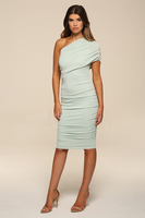 Alice Mint Midi Dress