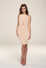 Erin Short Blush Dress