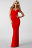 Gabriella Red Maxi Dress