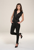 Jay Black Gold Jumpsuit