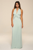 Louise Mint Maxi Dress