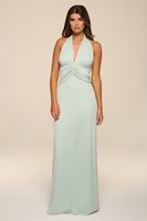 Elegant  - Louise Mint Maxi Dress