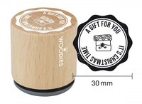 Woodies stamp A gift for you