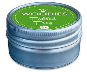 Woodies stamp pad Fabled Frog