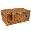 "Food Hampers 18"" Traditional Lidded Hamper"