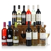 Food Hampers Twelve Wines in Wicker