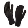Ultra Grip Gloves - Black