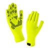 Ultra Grip Gloves - Yellow / Grey