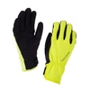 Gloves|Socks|Accessories for Mobile Phones|Gloves Women's All Weather Cycle Gloves - Black / Hi Vis Yellow
